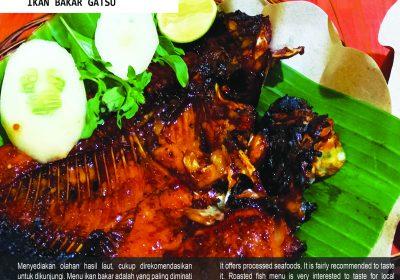 Ikan bakar Gatsu